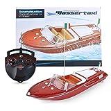 Maximum RC | Motorboot in toller Holzoptik | Ferngesteuertes...