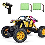 MaxTronic RC Car, RC Auto 4WD Offroad Rock Crawler 2,4 GHz...