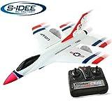 s-idee® 21005 Kampfjet FX823 Flieger Flugzeug Trainer rc...