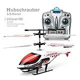 MKZDGM RC Hubschrauber, Ferngesteuertes Spielzeug, 3.5CH...