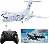 RC Flugzeug: Modellflugzeug Ferngesteuert Flugzeuge C-17 2,4...