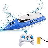 STOTOY RC-Boot, ferngesteuerte Rennboote für Pools und...