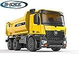 s-idee® S1582 Rc Dump Truck Vollmetall 1:14 LKW 10 Kanal...