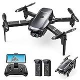 Sansisco Mini Drohne für Kinder mit Kamera 1080P HD...
