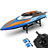 E T RC Boot Ferngesteuertes Boot 2,4GHz 20MPH High Speed...