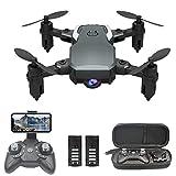 Mini Drone mit 1080P HD Kamera, faltbarem RC Quadcopter per...