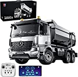 s-idee® E590-003 Mercedes Arocs Rc Dump Truck Metall Kipper...
