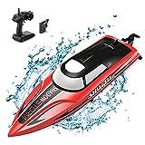 tech rc Boot Ferngesteuertes Boot LED Nacht 25km/h High...