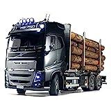 TAMIYA 56360 - 1:14 RC Volvo FH16 Holztransporter, RC-Truck,...