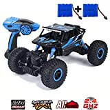 SZJJX Fernbedienung Auto Off-Road Rock Crawler RC Lastwagen...
