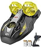 SYMA RC Boot 2.4GHz Fernbedienung Schnell Boot Spielzeug Q11...