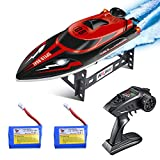 kuman Remote Control Boat, 25KM/H High Speed Waterproof Rc...