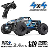 HAIBOXING Ferngesteuertes Auto 1/18 4WD Monster Truck 36...