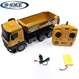 s-idee S1573 Rc Dump Truck 1:14 LKW 10 Kanal Kipplader Huina...