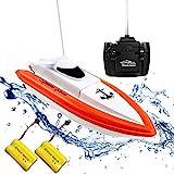 Rabing Ferngesteuertes Boot RC Boot für Pools und Seen -...