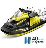 SYMA RC Boot 2.4GHz Fernbedienung Schnell Boot Spielzeug Q10...