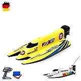HSP Himoto 2,4GHz RC ferngesteuertes Speedboot Racingboat...
