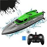 allcaca Ferngesteuertes Boot 2.4GHz Hochgeschwindigkeit...