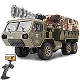 le-idea Ferngesteuerte Fahrzeuge - 6WD Militärfahrzeug Auto...